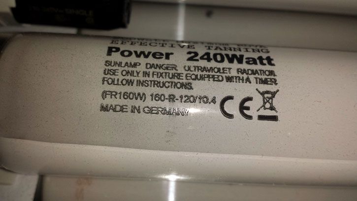 240 Watt Tube