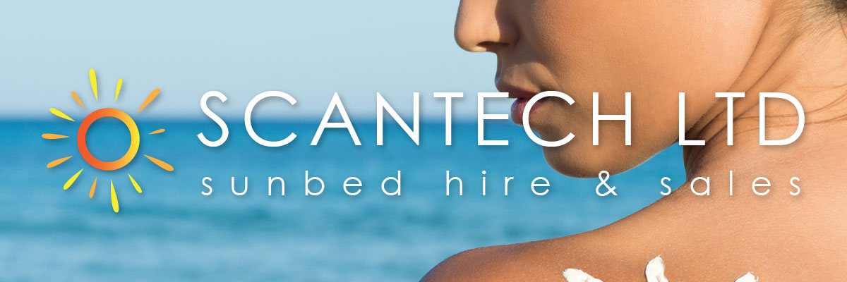 About Scantech Ltd - Sunbed Hire and Sales